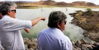 Governo anuncia a construção de adutora para levar água da transposição para o Curimataú