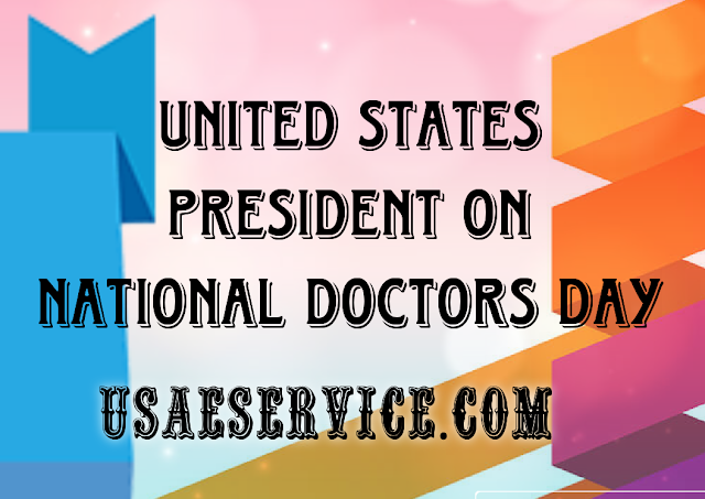United States National Doctors Day