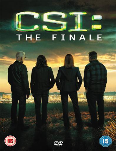 Ver CSI: Caso cerrado (CSI: Immortality) (2015) Online