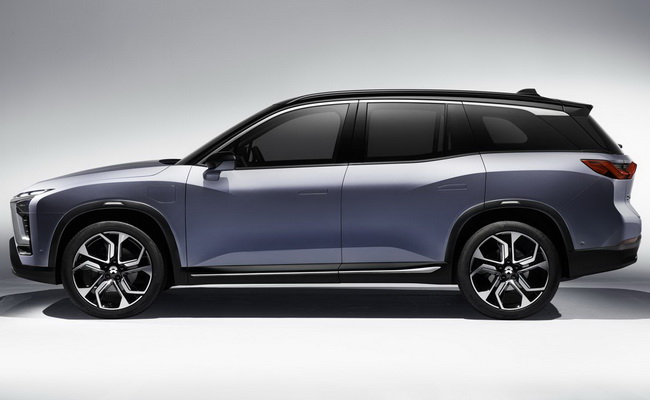 Tinuku.com NIO ES8 electric SUV debuted for $67,788
