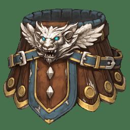 Objetos Mágicos de Maravillas y Prodigios Únicos de Lipdink Piedraguía - Cinturón de Furia Plena
