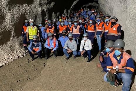 Bolsonaro visita Pernambuco na próxima semana para inaugurar túnel do Ramal do Agreste em Arcoverde