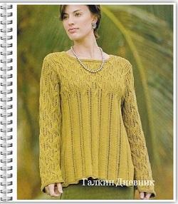 pulover-spicami-dlya-jenschin | strécken | pleteњe | neheh | stricken | बुनाई | breiwerk