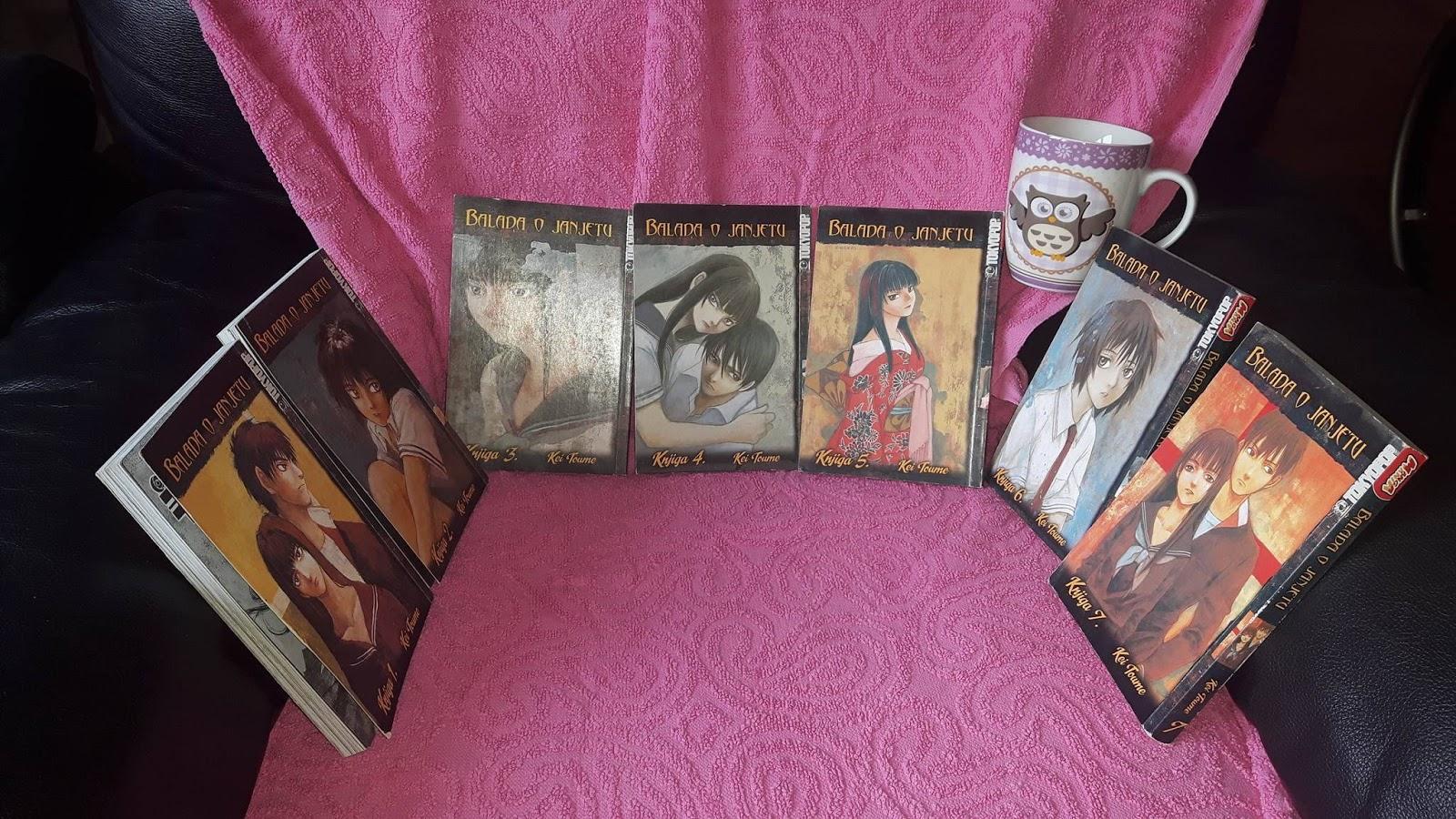 Pornografija manga za odrasle
