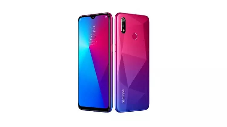Realme 3i with Helio P60 and 4,230mAh Battery Launched