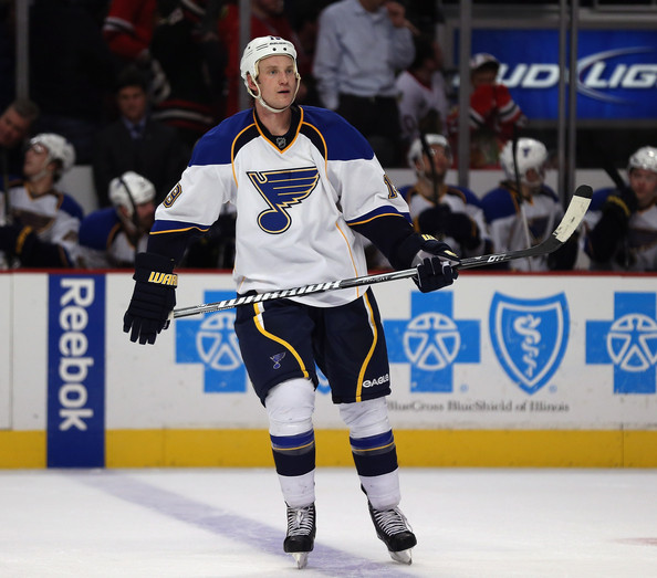In The Slot Blues Sign Bouwmeester To Five Year Extension