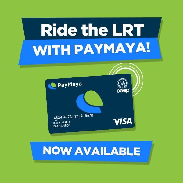 PayMaya Visa Card With Beep Gives Filipinos The Best Of