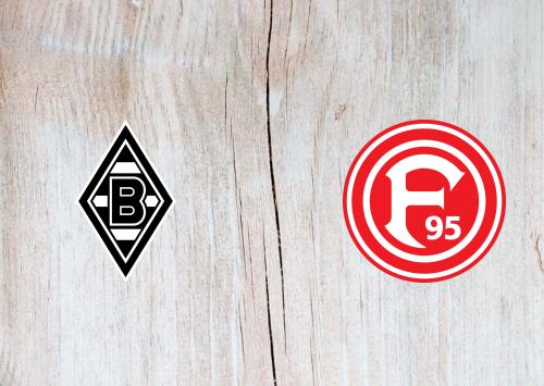 Borussia M gladbach vs Fortuna Düsseldorf -Highlights 22 September 2019