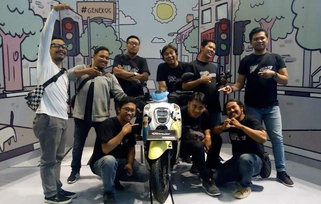 BaliMotoblog join Honda Fun City Ride 2019