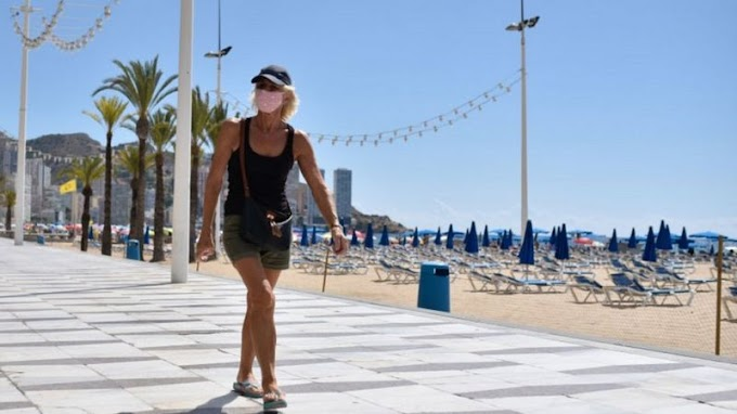 Spain to lift restrictions for UK and Japanese travellers