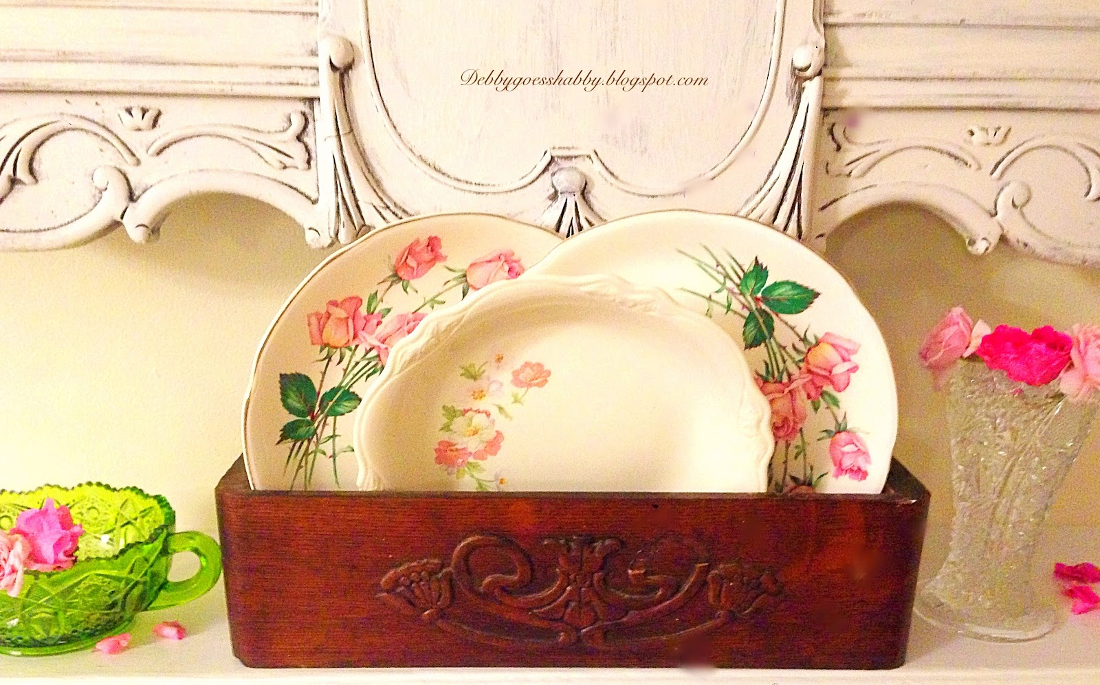 friday goodwill find beautiful simple things debby goes shabby