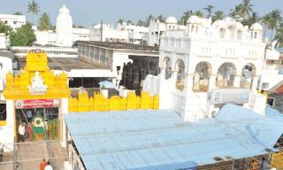 suryanarayana swamy temple-arasavilli-andhra pradesh