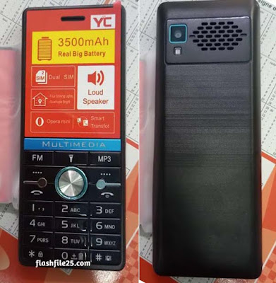 Arrivage YC T11 Flash File Firmware
