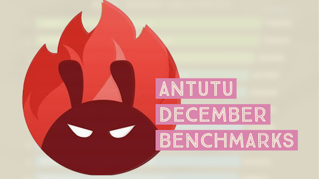 December Antutu Benchmarks for Android Mobile are here