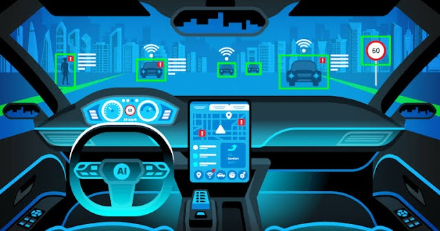 Self-driving Cars Automated Cars  and it's features