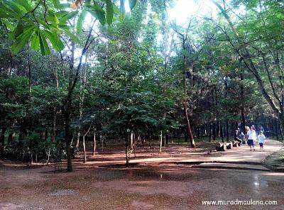 Tempat duduk Taman Kota 2 BSD City