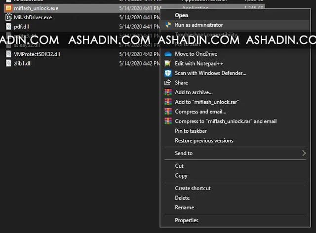 Download Mi Flash Unlock Terbaru, Latest Version Mi Flash Unlock, Mi Unlock Tool terbaru, Versi Terbaru Mi Flash Unlock, Download Mi Flash Unlock