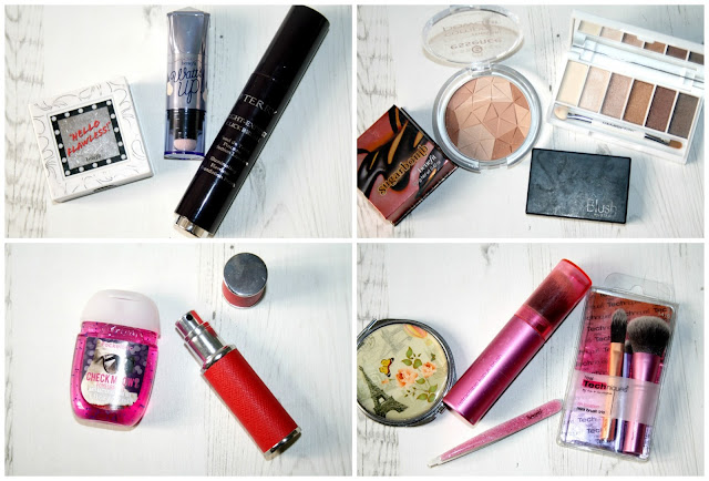 My Current Make Up Bag + win with Farfetch