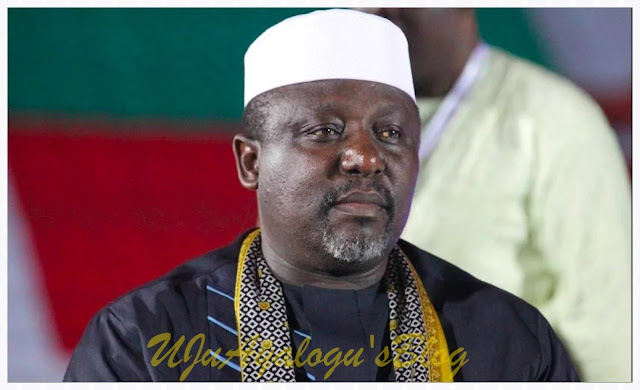 Nigerians blast Gov. Okorocha for appointing sister as commissioner