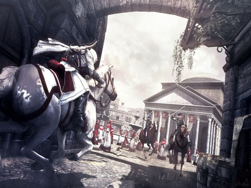 Download Assassin's Creed Brotherhood Game Setup Exe