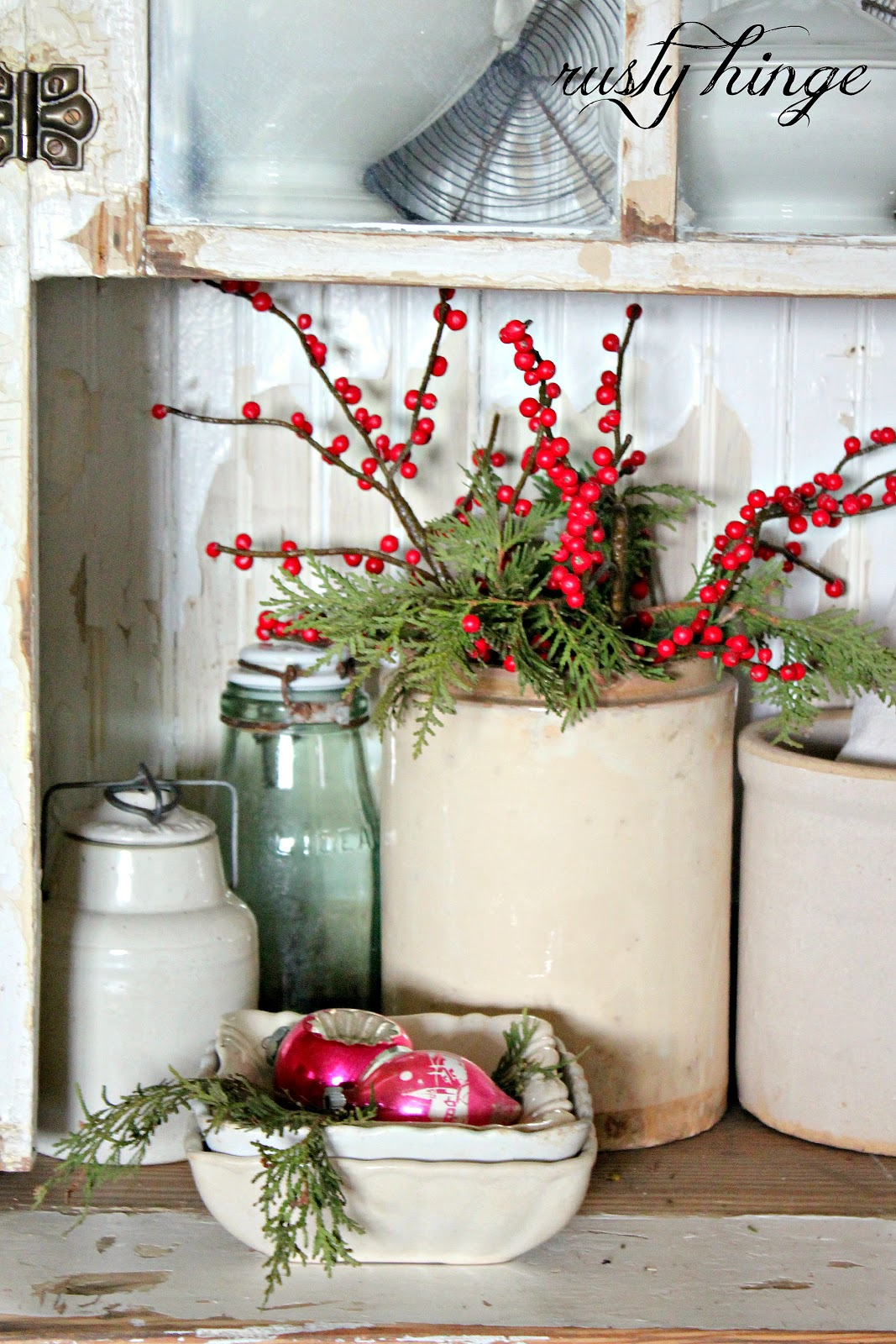 Kitchen Christmas Decorating Ideas: We Wish You A Merry Christmas!