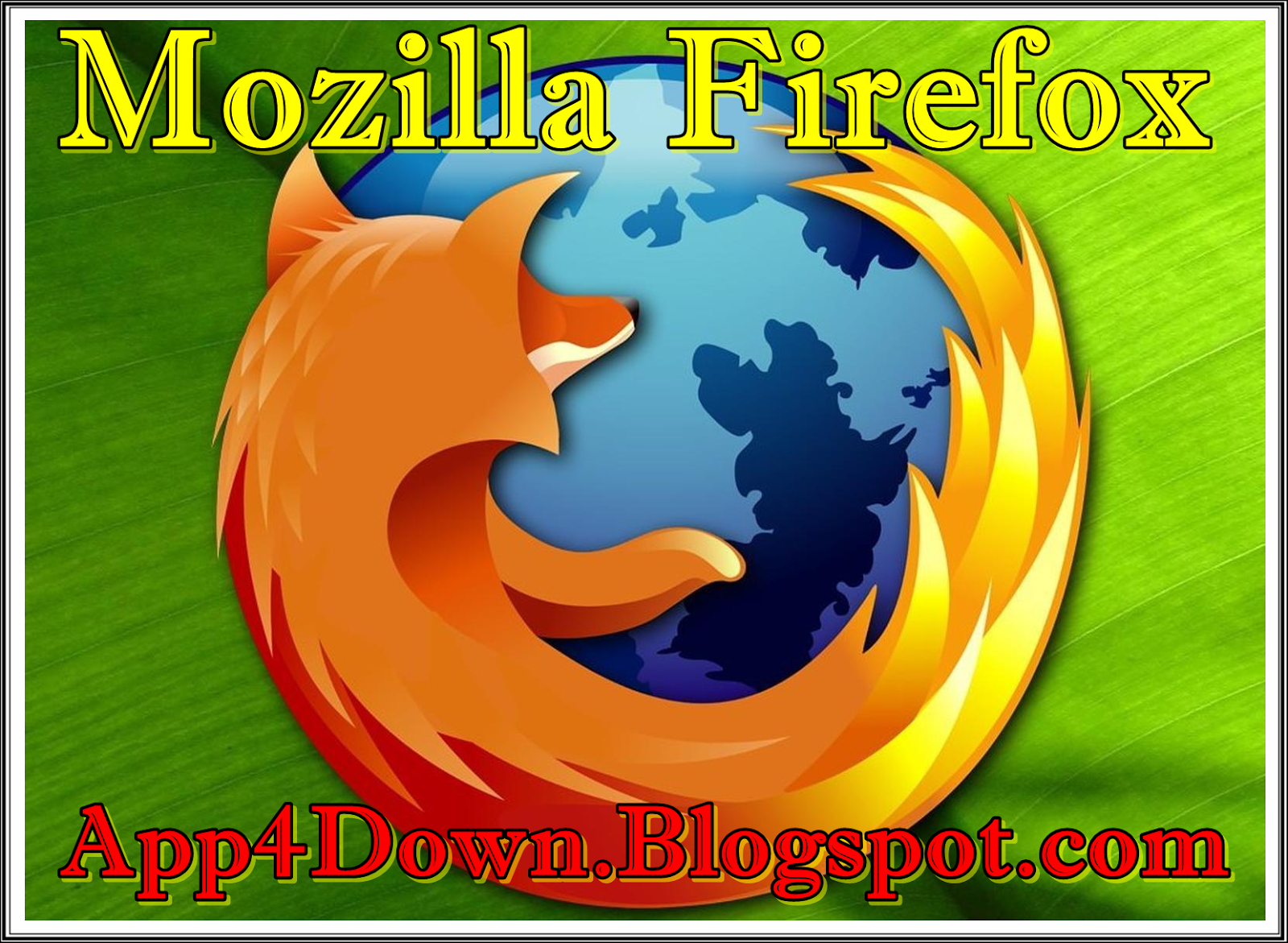Mozilla Firefox is a fast, full-featured web browser that's easy to use. It has lots of great features including popup-blocking, tabbed-browsing, integrated search, improved privacy features, automatic updating and more.