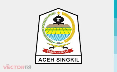 Kabupaten Aceh Singkil Logo - Download Vector File SVG (Scalable Vector Graphics)