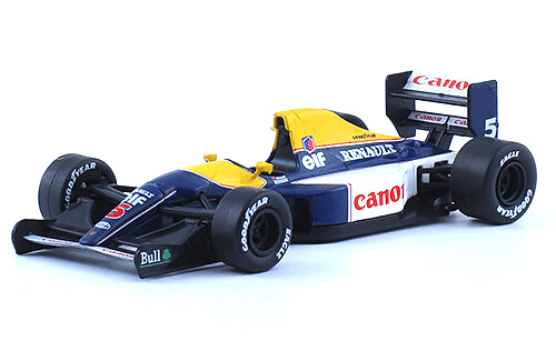 Williams FW14B 1992 Nigel Mansell f1 the car collection