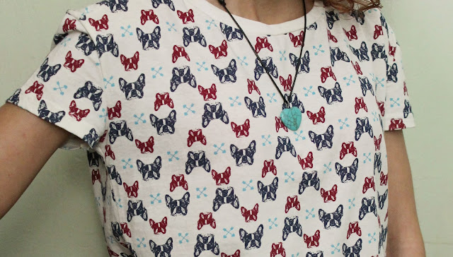 Look do dia: Cropped de Buldog