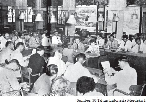 Isi Perundingan (Perjanjian) Roem-Royen (17 April - 7 Mei 1949)
