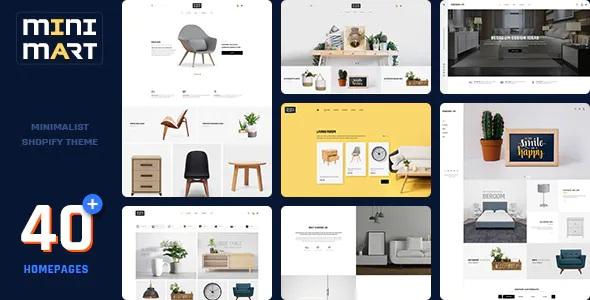 Best Minimal Shopify Theme
