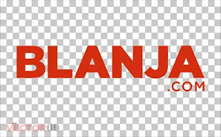 Logo Blanja.com - Download Vector File PNG (Portable Network Graphics)