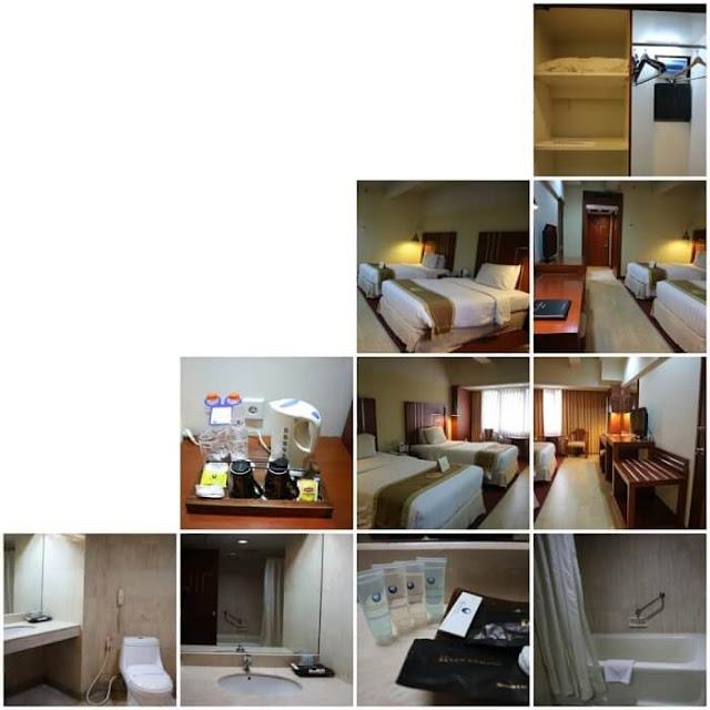 Kamar Hotel Savoy Homann Bandung
