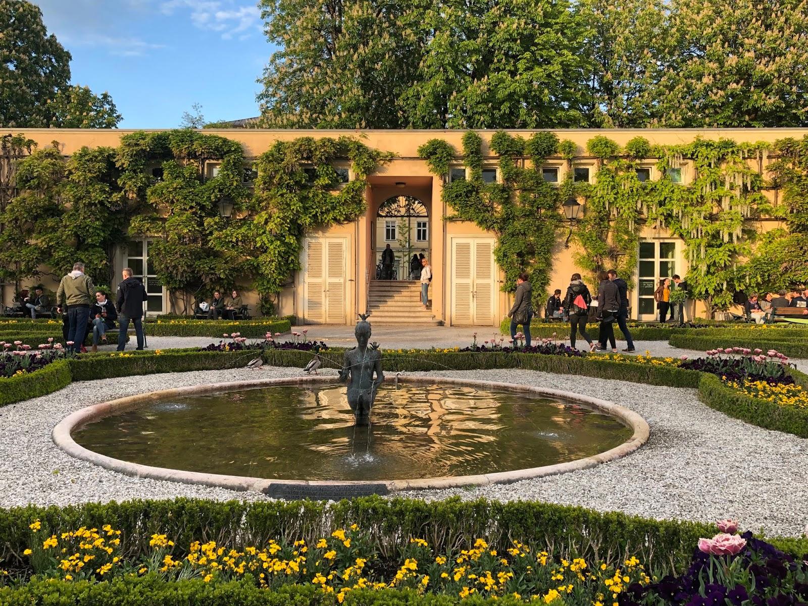 Salzburg Itinerary Mirabell Palace