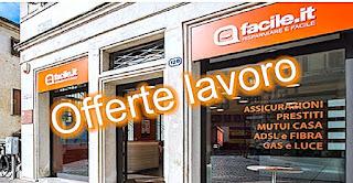 Offerte lavoro e impiego Facile.it - www.adessolavor