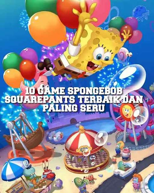 Game Spongebob Squarepants Terbaik Di Android