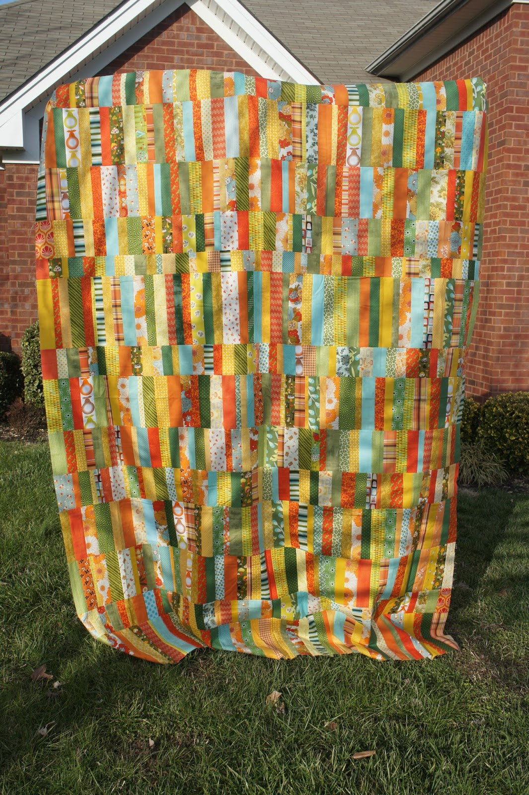 Tracys Bits N Pieces Another Candy Coated Quilt