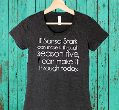 Game of Thrones T-Shirt | Tomes and Tequila Blog