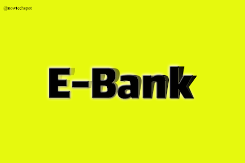 console based project in java | E-bank