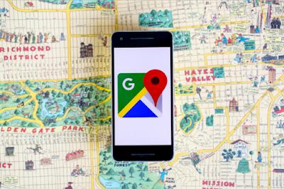 Cara Hapus Foto di Google Maps