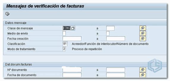 Formulario liquidación consignación - Consultoria-SAP