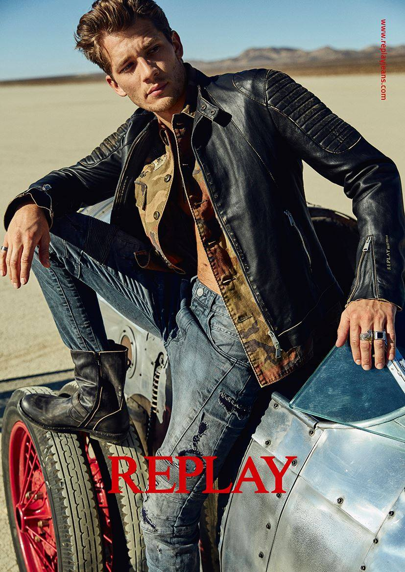 Replay Spring/Summer 2018 Campaign