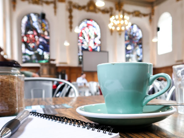 The Best London Cafes to Write, Work and Study In