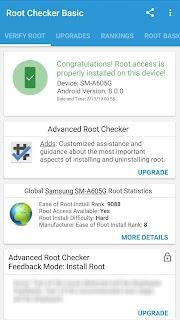 Cara Root Dan Pasang TWRP Samsung Galaxy A6 Plus SM-A605G/DS