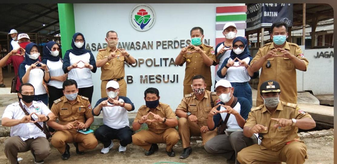 Belajar Penerapan KPPN, DPMD Bengkulu Kunjungi Mesuji