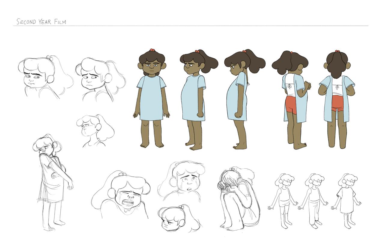 Character Design Book 2015 : Character design portfolio