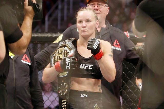 Valentina Shevchenko UFC 247 5