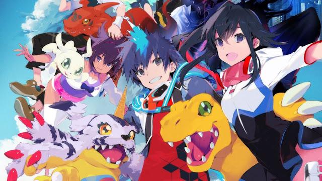 Se anuncia Digimon Survive para PlayStation 4 y Nintendo Switch