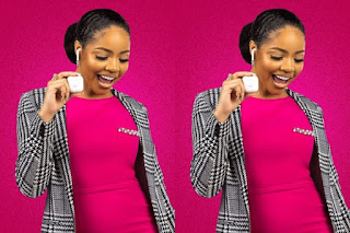 BBNaija Star, Nengi Bags Another Deal With ITel Phones Company (Photos)