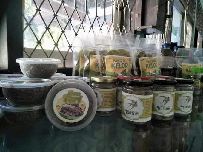 Gurih! Keripik Kelor dan Bon Teri Buatan Anak SMKN 3 Kota Bima